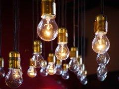 Первая электрическая лампочка