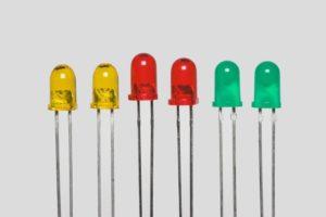 Светодиоды красные сверхяркие. Мощные сверхяркие светодиоды – особенности монтажа, питания, конструкции