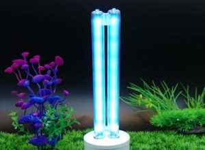 Кварцевая лампа для дезинфекции дома