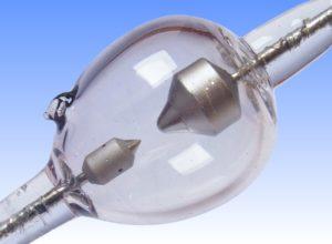 Дуговая ксеноновая лампа (типы и область применения).
