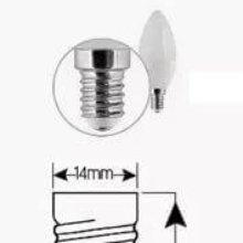 Лампы с цоколем e14: достоинства и недостатки