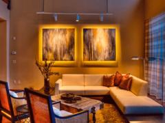 Декоративное освещение дома: многообразие идей