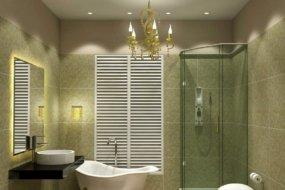 Виды освещения, светильников и ламп для ванной комнаты