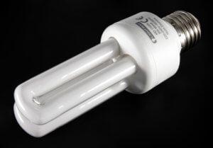 Лампа типа КЛЛ