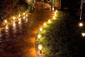 Разберемся, что такое, какие виды наружного освещения бывают для загородных домов и дач
