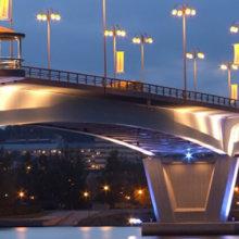 Освещение городских улиц и дорог, современные уличные светильники