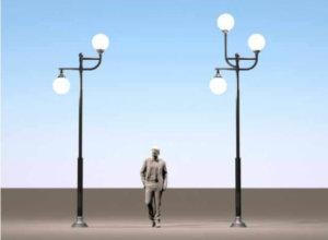 Установка и подключение уличного освещения дорог
