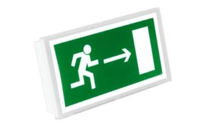 Световой указатель (выход)