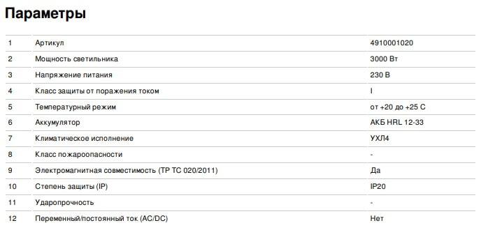 параметры ЦСАО DIALOG-20-AM00-AC00-3-1
