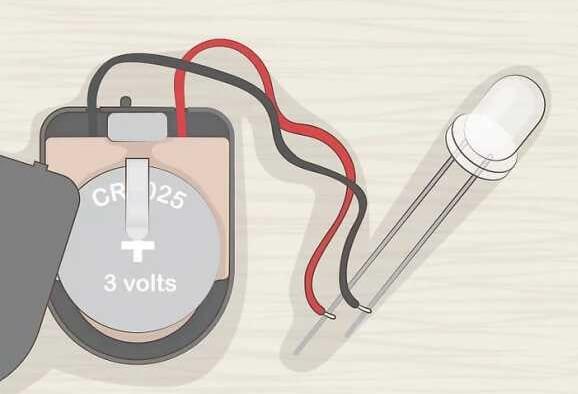 Проверка светодиода в фонарике без выпаивания