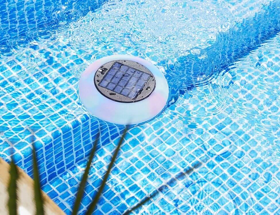Плавающий светильник