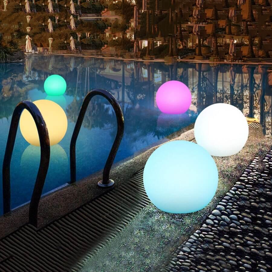 Надводное освещение